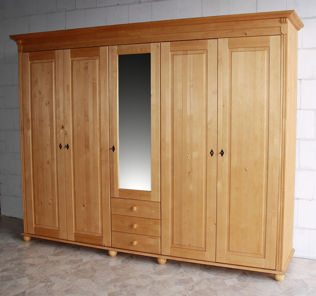 Excellent Wei Antik Massivholz Pictures To Pin On Pinterest Massivholz  Antik Wei With Schrank Vollholz