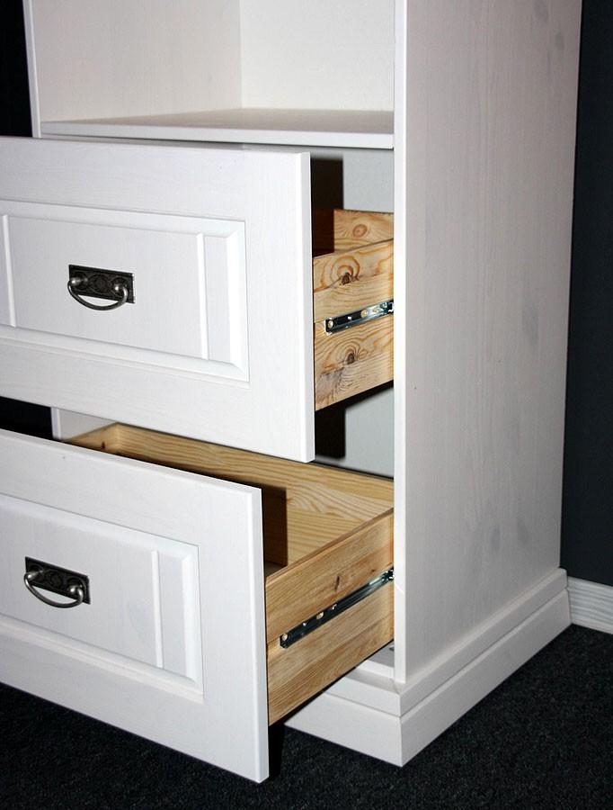 massivholz standregal odette wei regal kiefer massiv holz wei. Black Bedroom Furniture Sets. Home Design Ideas