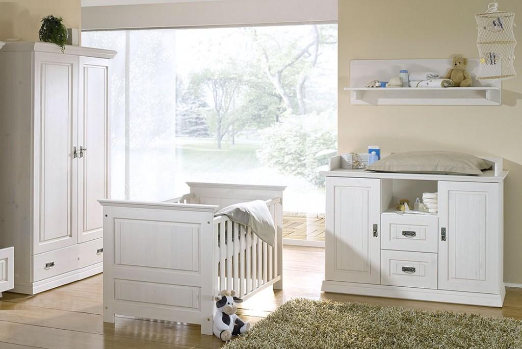 baby-zimmer-dekor | möbelideen - Babyzimmer Beige Wei