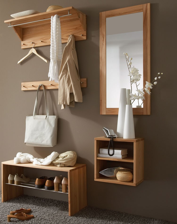 massivholz spiegel 50x100 wandspiegel schlafzimmerspiegel. Black Bedroom Furniture Sets. Home Design Ideas