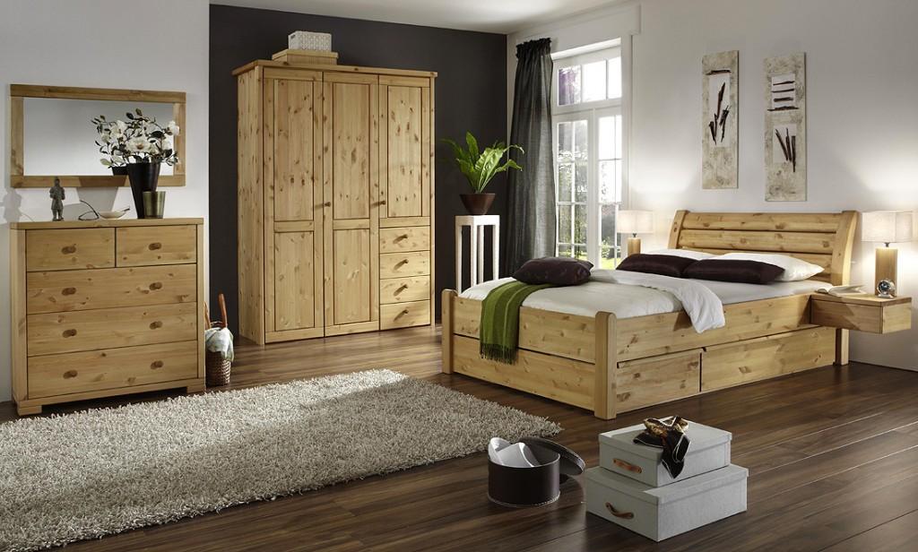 hohes ehebett holz mit schubk sten die neuesten. Black Bedroom Furniture Sets. Home Design Ideas