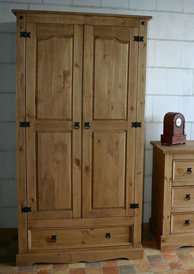 kleiderschrank massivholz antik weis alles ber wohndesign und m belideen. Black Bedroom Furniture Sets. Home Design Ideas