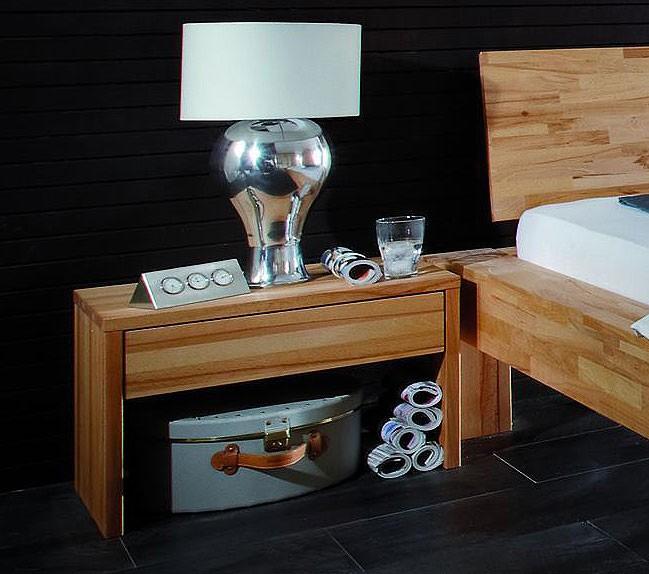 massivholz nachttisch nachtkonsole nachtkommode buche massiv holz. Black Bedroom Furniture Sets. Home Design Ideas