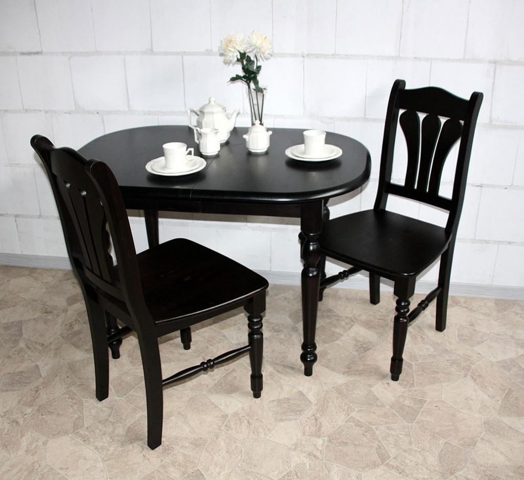 esstisch massivholz kolonial verschiedene. Black Bedroom Furniture Sets. Home Design Ideas