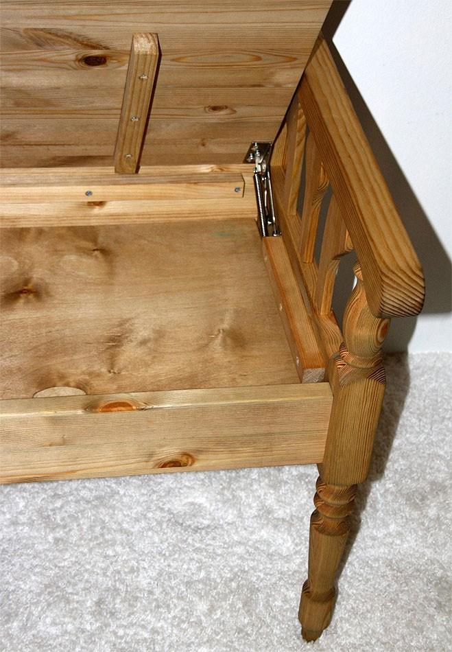 kiefer bel sitzbank mit lehne pictures to pin on pinterest. Black Bedroom Furniture Sets. Home Design Ideas