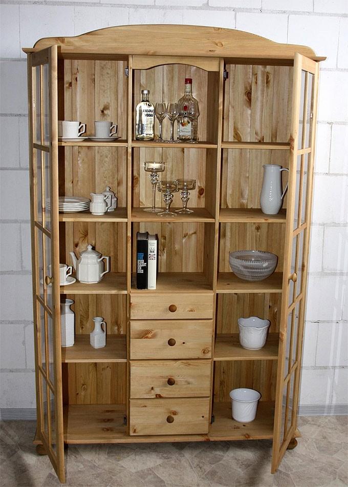 vitrine kiefer interior design und m bel ideen. Black Bedroom Furniture Sets. Home Design Ideas