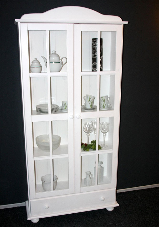 ikea glasvitrine beleuchtung. Black Bedroom Furniture Sets. Home Design Ideas