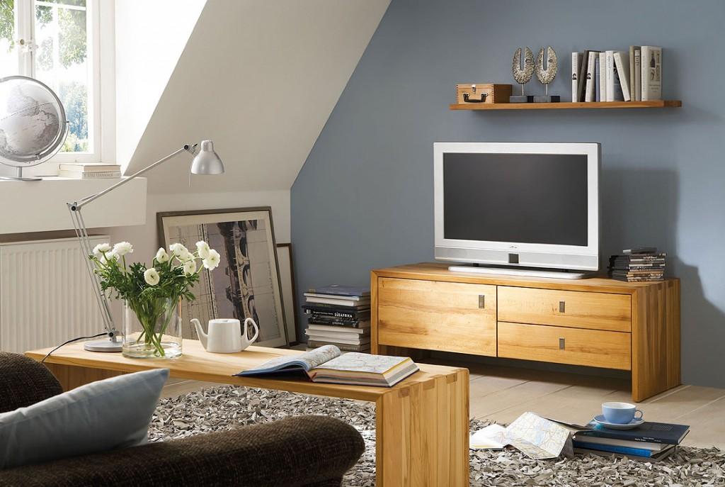 Massivholz wohnzimmer m bel set 3teilig kernbuche massiv holz for Wohnzimmer massivholz