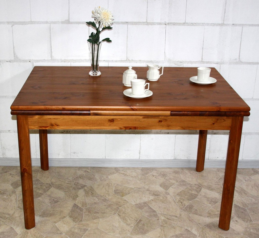 ausziehtisch holz tisch ausziehbar massiv esstisch. Black Bedroom Furniture Sets. Home Design Ideas