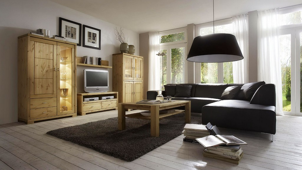 massivholz couchtisch 120x74 sofatisch wohnzimmertisch kiefer natur. Black Bedroom Furniture Sets. Home Design Ideas