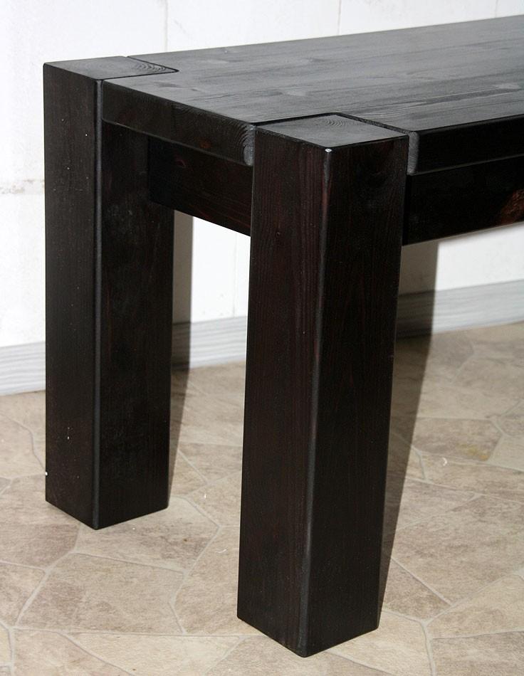 sitzbank massiv kiefer kolonial bank 140cm pictures to pin. Black Bedroom Furniture Sets. Home Design Ideas