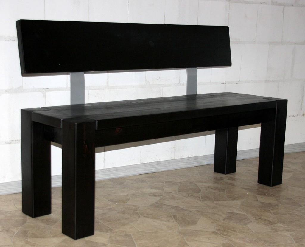 sitzbank mit r ckenlehne 160 cm preisvergleiche. Black Bedroom Furniture Sets. Home Design Ideas