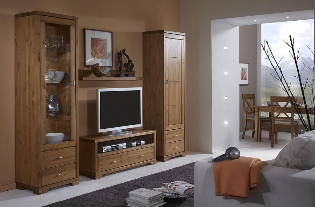 massivholz vitrine vitrinenschrank hochschrank kiefer wei oder honig. Black Bedroom Furniture Sets. Home Design Ideas