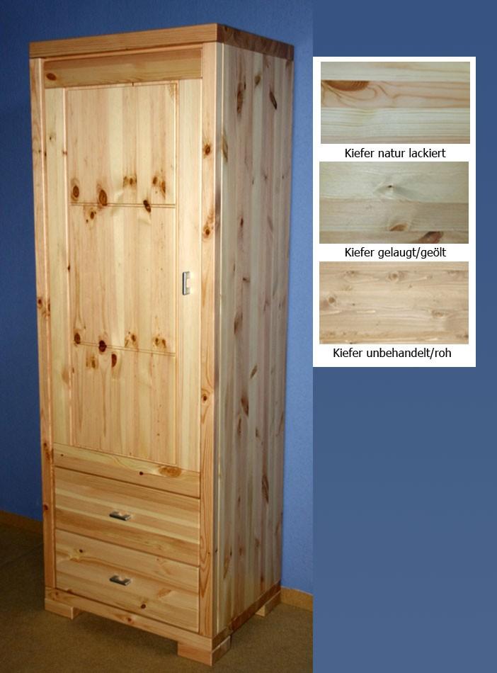 Holzschrank. p43n kleiderschrank dielenschrank kiefer schrank ...