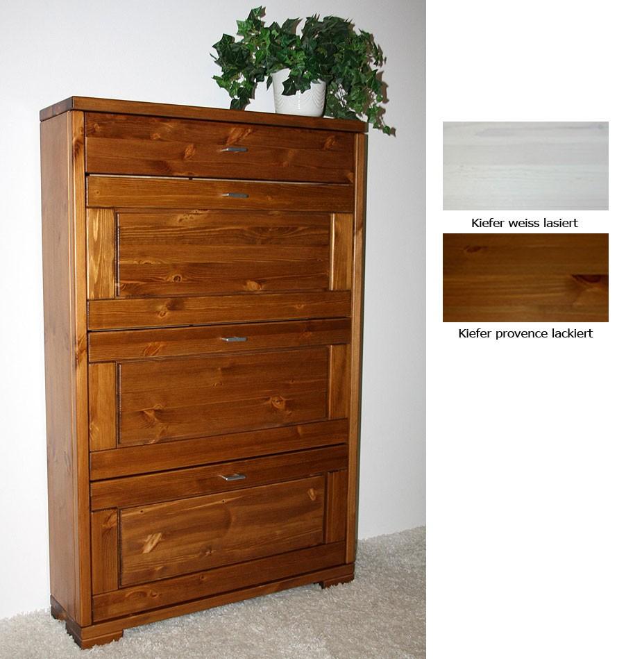Landhausstil weiss schuhschrank preisvergleiche for Schuhkipper massivholz