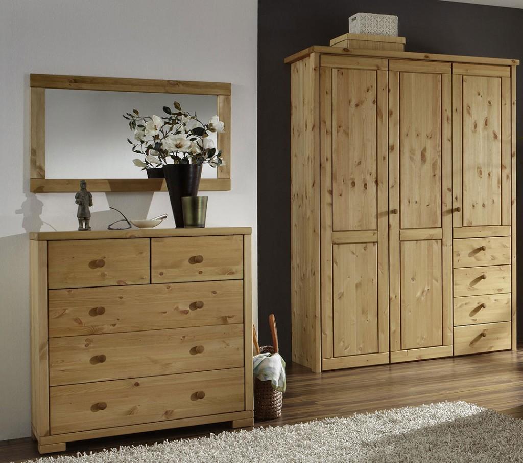 massivholz w schekommode schubladenkommode kiefer. Black Bedroom Furniture Sets. Home Design Ideas