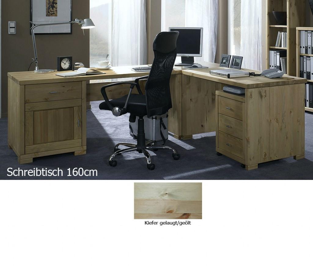 Schreibtisch massiv preisvergleiche erfahrungsberichte for Schreibtisch dunkelbraun massiv