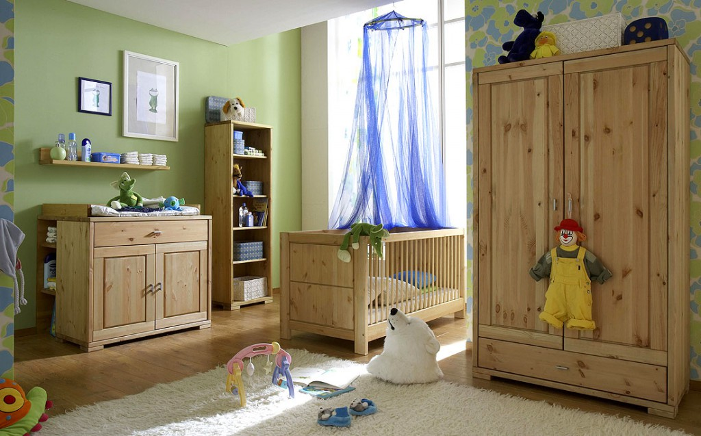 massivholz regal b cherregal babyzimmer standregal kiefer gelaugt ge lt. Black Bedroom Furniture Sets. Home Design Ideas