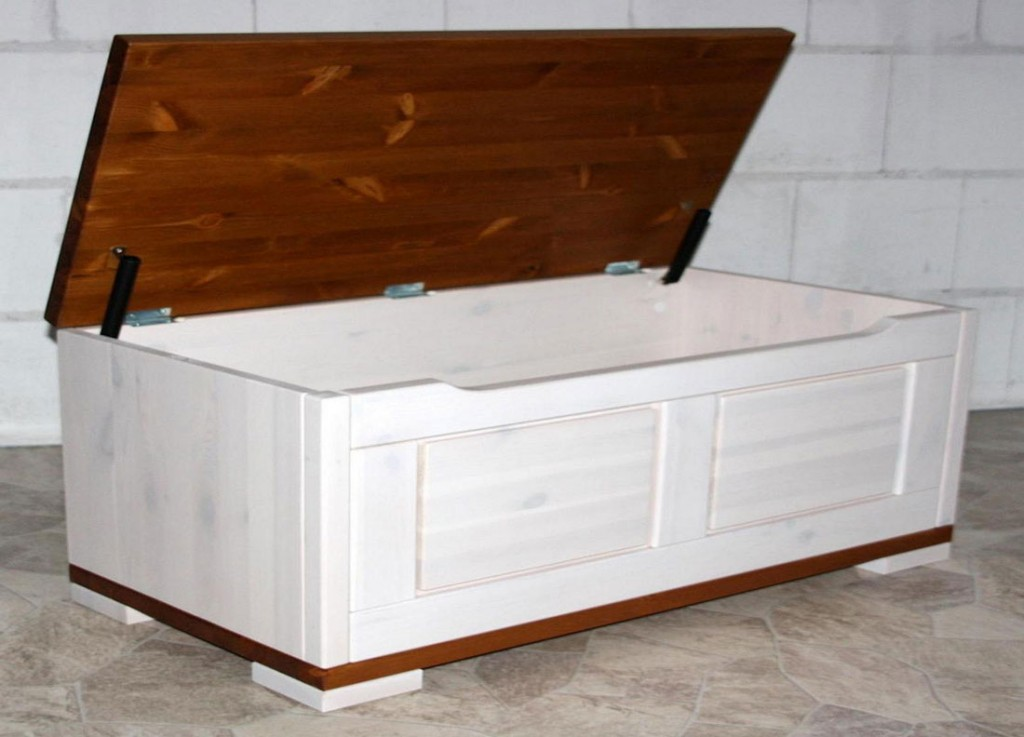 weisse truhe preisvergleiche erfahrungsberichte und kauf bei nextag. Black Bedroom Furniture Sets. Home Design Ideas