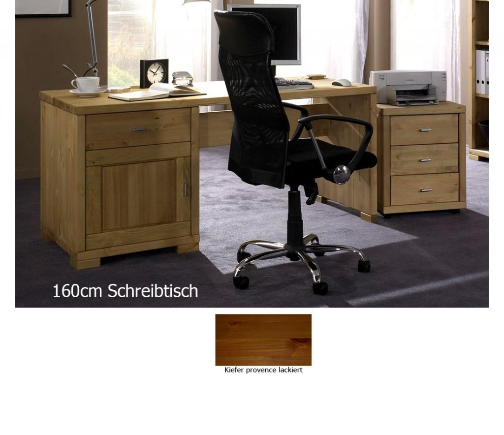 schreibtisch massiv preisvergleiche erfahrungsberichte und kauf bei nextag. Black Bedroom Furniture Sets. Home Design Ideas