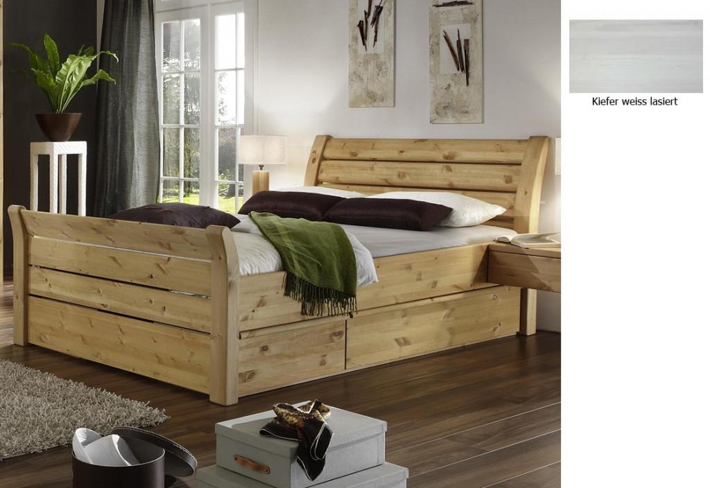 bett mit schubladen 180x200 awesome alice bett mit kernbuche massiv gelt x with bett mit. Black Bedroom Furniture Sets. Home Design Ideas