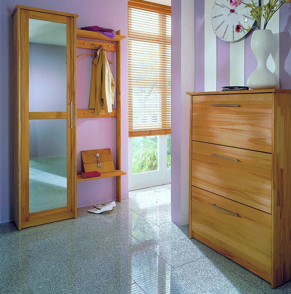 garderobe wildeiche sonstige preisvergleiche erfahrungsberichte und kauf bei nextag. Black Bedroom Furniture Sets. Home Design Ideas