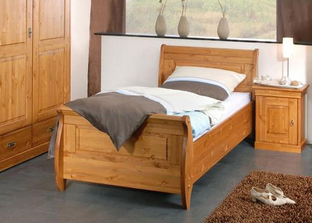 landhaus betten massiv preisvergleiche erfahrungsberichte und kauf bei nextag. Black Bedroom Furniture Sets. Home Design Ideas