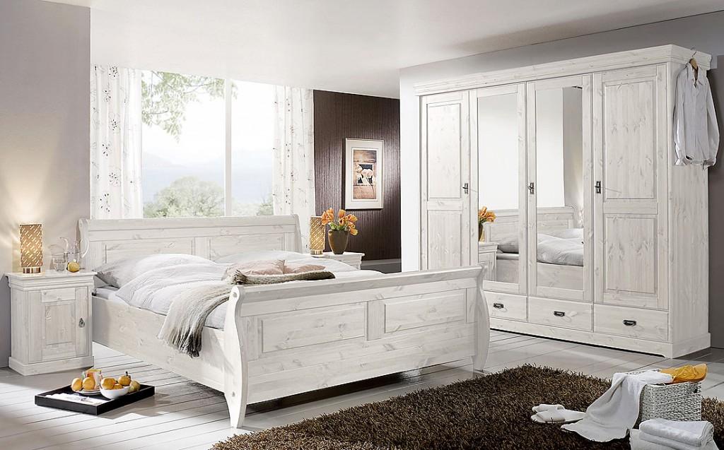 schlafzimmer holz massiv weis ihr traumhaus ideen. Black Bedroom Furniture Sets. Home Design Ideas