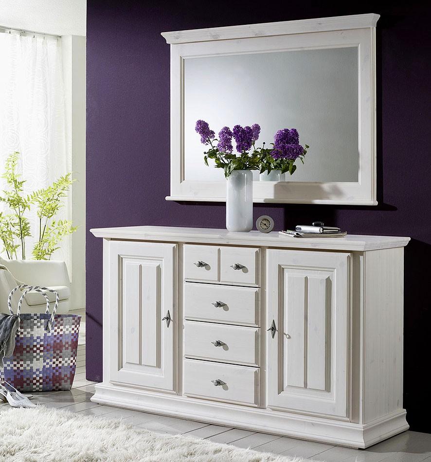 spiegel wandspiegel weiss preisvergleiche. Black Bedroom Furniture Sets. Home Design Ideas