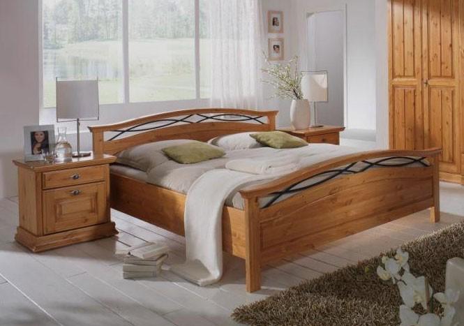 bett massivholz 200x200 preisvergleiche. Black Bedroom Furniture Sets. Home Design Ideas