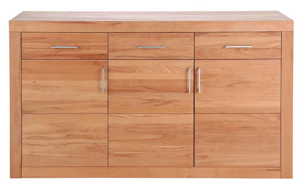 sideboard kommode kernbuche massiv inspiration design. Black Bedroom Furniture Sets. Home Design Ideas