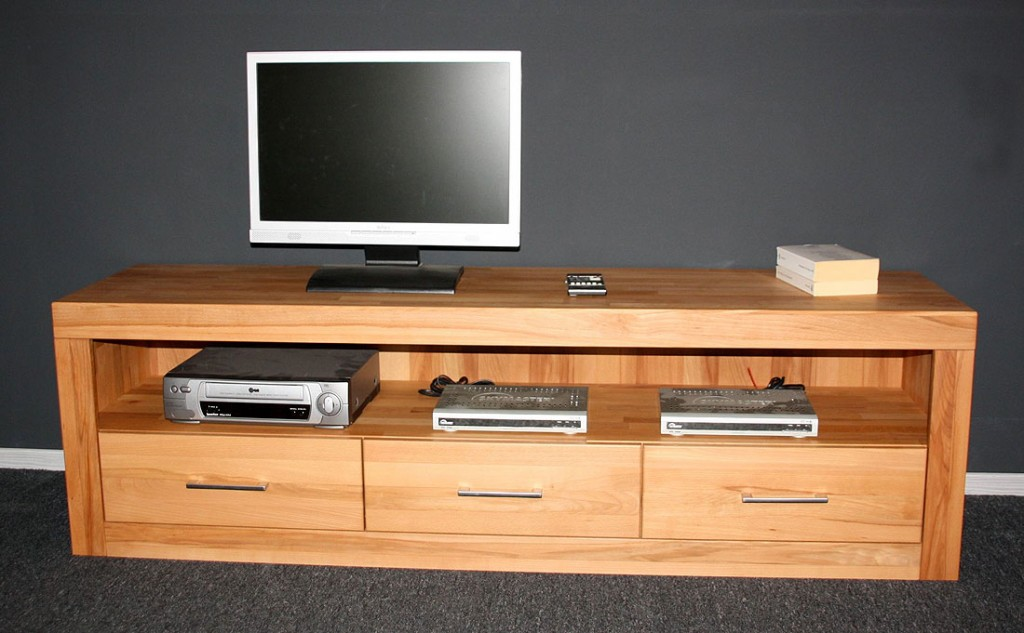 Massivholz Tv Lowboard. Trendy Architektur Tv Lowboard Massivholz Tv ...