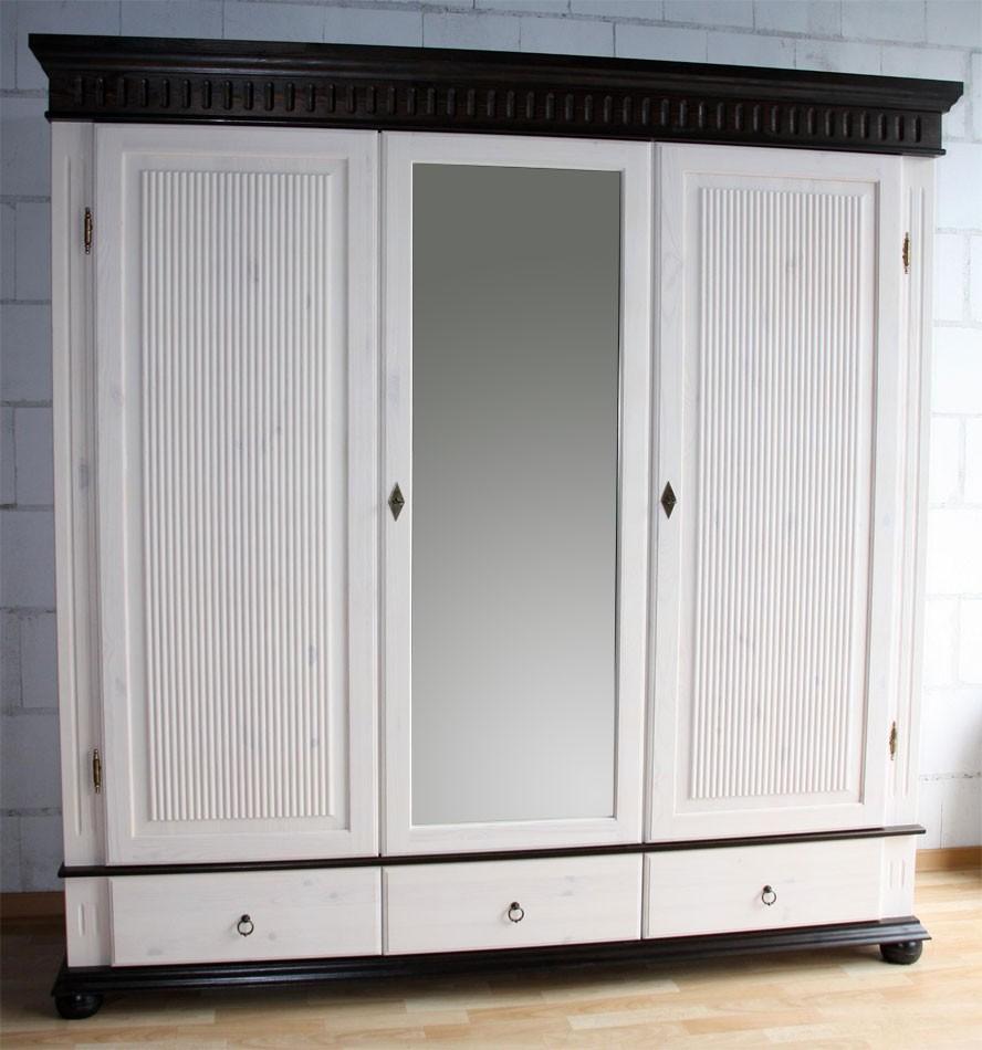 kleiderschrank kolonial sonstige preisvergleiche erfahrungsberichte und kauf bei nextag. Black Bedroom Furniture Sets. Home Design Ideas