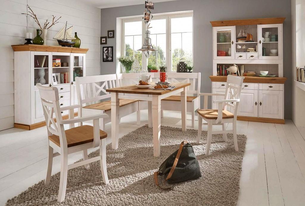 emejing esszimmer landhausstil braun photos house design. Black Bedroom Furniture Sets. Home Design Ideas