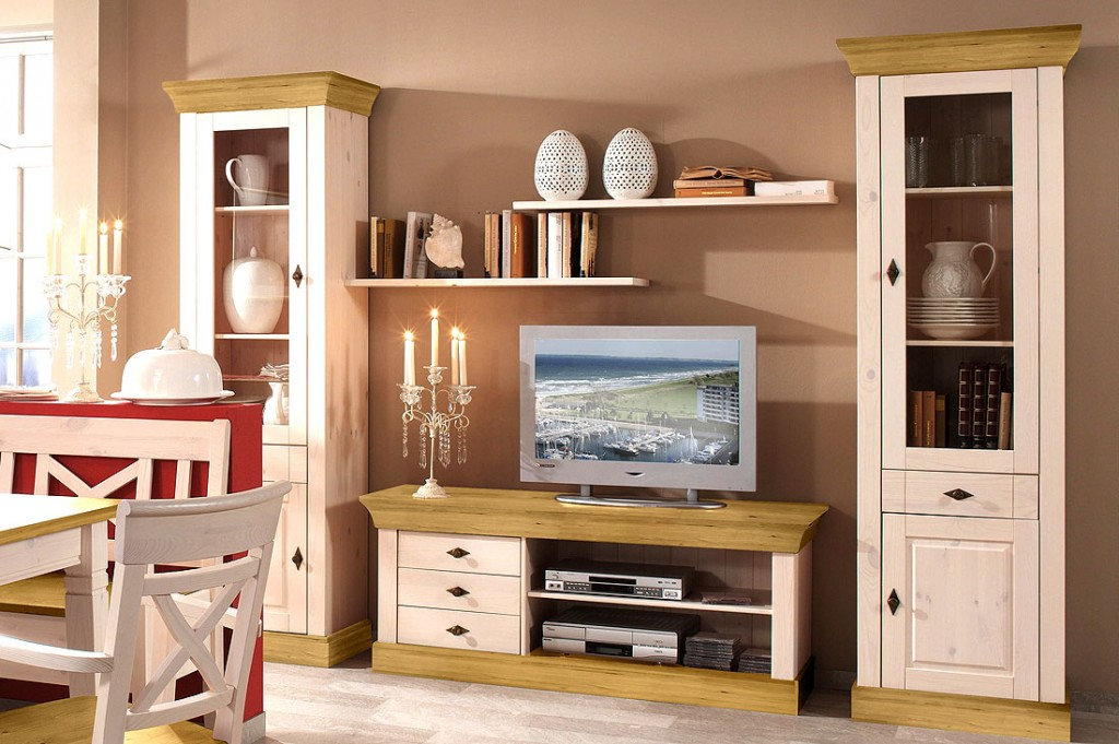tv wand casa collection preisvergleiche erfahrungsberichte und kauf bei nextag. Black Bedroom Furniture Sets. Home Design Ideas