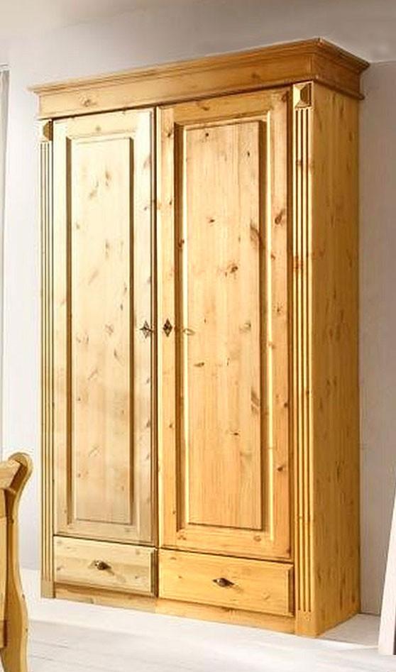 kleiderschrank kiefer massiv sonstige preisvergleiche erfahrungsberichte und kauf bei nextag. Black Bedroom Furniture Sets. Home Design Ideas