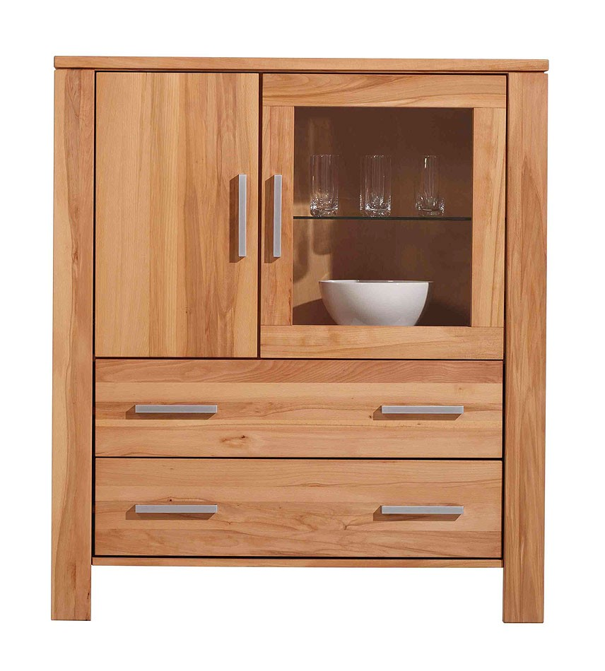 highboard buche massiv preisvergleiche erfahrungsberichte und kauf bei nextag. Black Bedroom Furniture Sets. Home Design Ideas