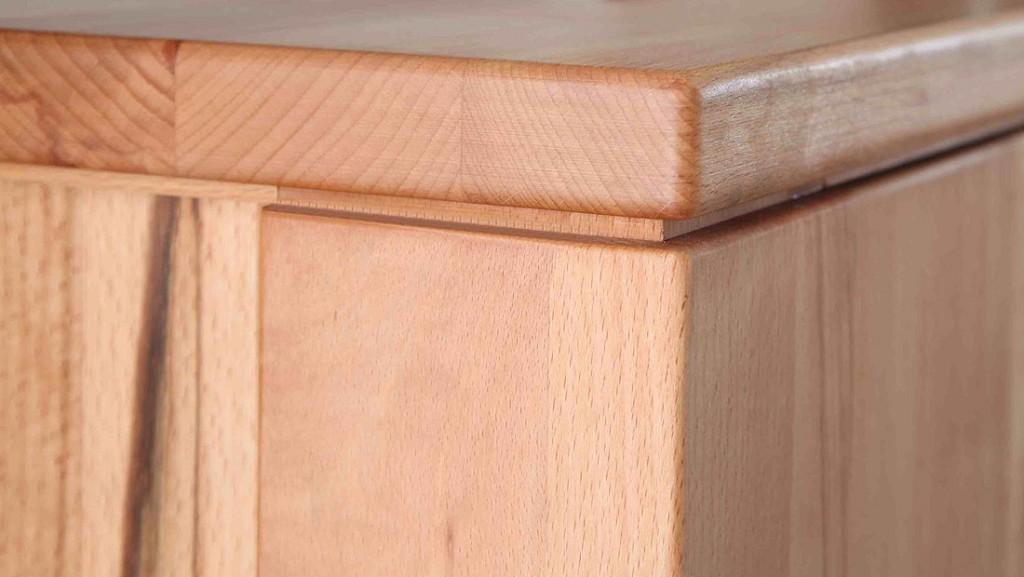 Wohnzimmerschrank buche massivholz schrank geschirrschrank for Rauch schrank bochum