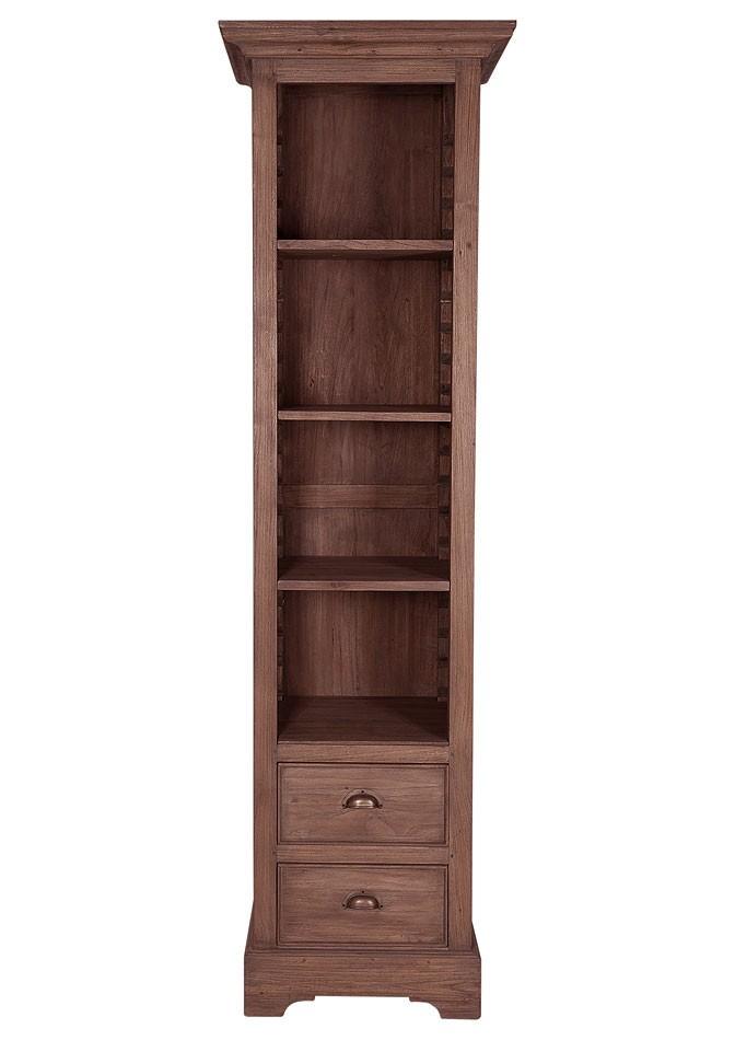 massivholz ordnerregal aktenregal regal teak holz unbehandelt. Black Bedroom Furniture Sets. Home Design Ideas