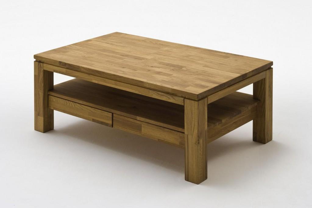 Massivholz couchtisch ge lt wohnzimmertisch 115x70 2 for Wohnzimmertisch couchtisch