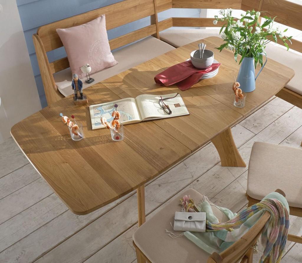 ausziehtisch 130 172 214x84 wildeiche ge lt esstisch holz. Black Bedroom Furniture Sets. Home Design Ideas