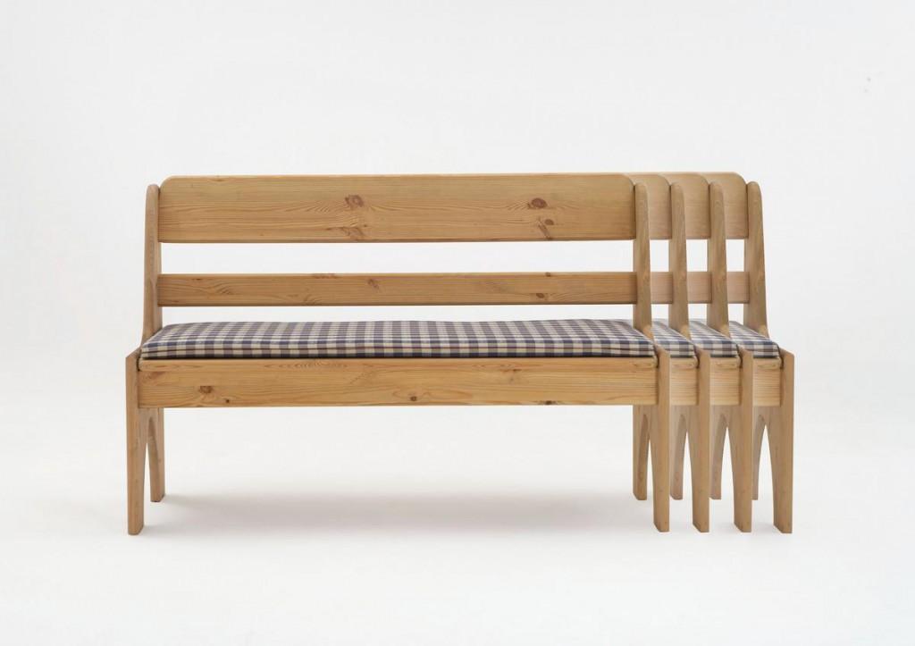 truhenbank holz preisvergleiche erfahrungsberichte und kauf bei nextag. Black Bedroom Furniture Sets. Home Design Ideas